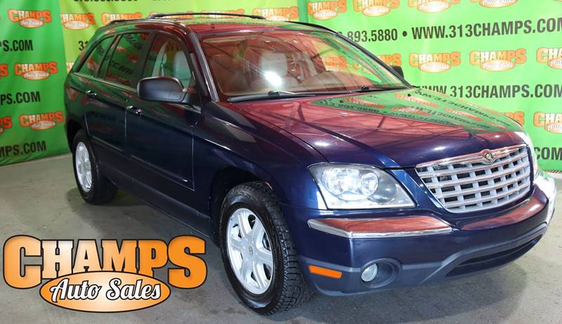 2006 Chrysler Pacifica car for sale in Detroit