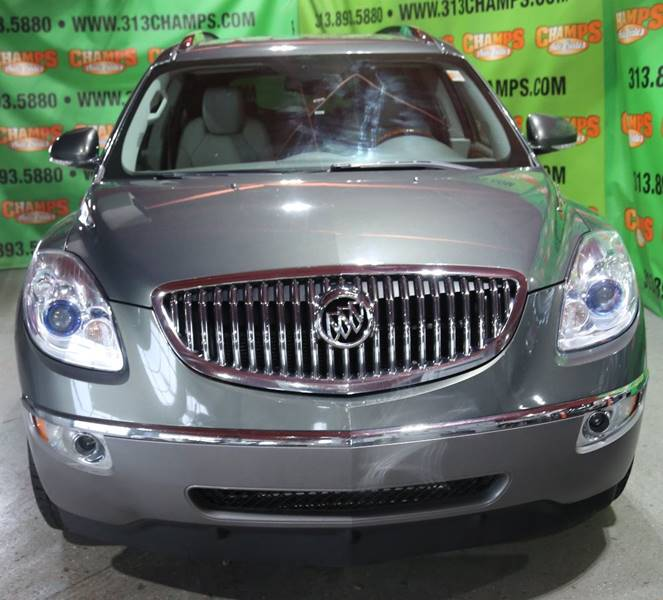 awd enclave used buick cxl suv for sale