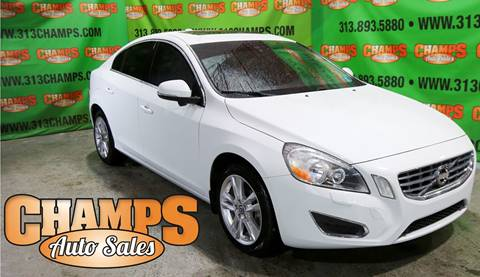 2012 Volvo S60 for sale in Detroit, MI