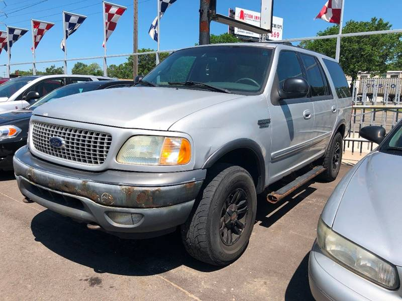 2001 Ford Expedition car for sale in Detroit