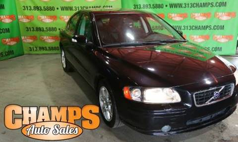 2008 Volvo S60 for sale in Detroit, MI