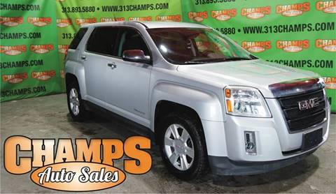 2012 GMC Terrain for sale in Detroit, MI
