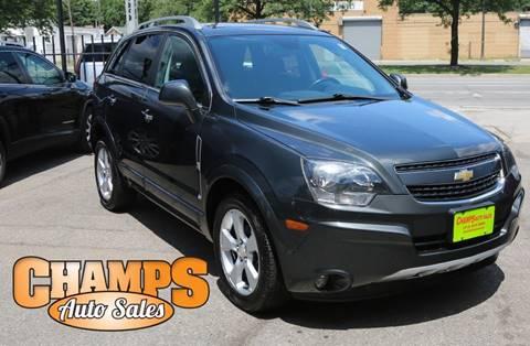 2015 Chevrolet Captiva Sport Fleet for sale in Detroit, MI