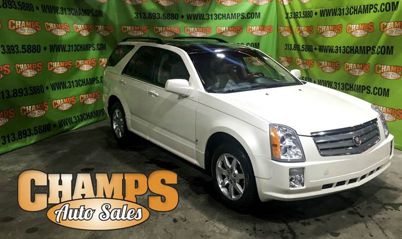 2006 Cadillac Srx car for sale in Detroit