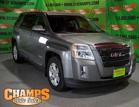 Gmc Terrain Amos >> Gmc Terrain For Sale In Detroit Mi Champs Auto Sales