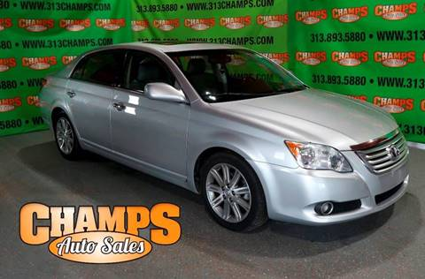 2008 Toyota Avalon for sale at Champs Auto Sales in Detroit MI