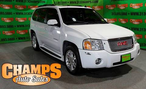 2007 GMC Envoy for sale at Champs Auto Sales in Detroit MI