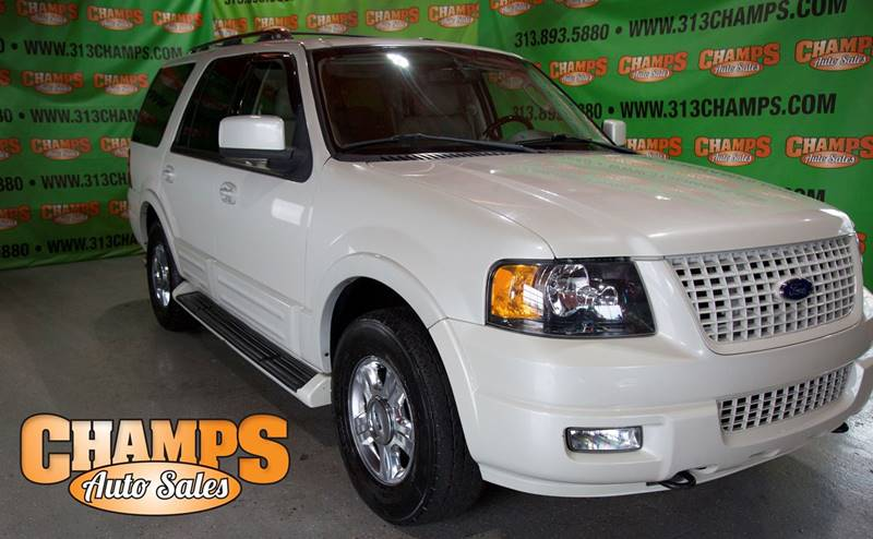 2006 Ford Expedition car for sale in Detroit