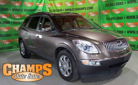 2008 Buick Enclave for sale at Champs Auto Sales in Detroit MI