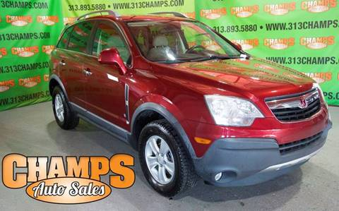 2008 Saturn Vue for sale at Champs Auto Sales in Detroit MI