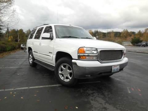 2000 GMC Yukon for sale in Woodinville, WA