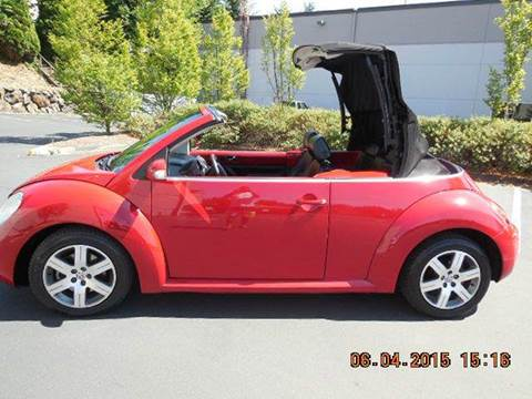2006 Volkswagen New Beetle for sale in Woodinville, WA