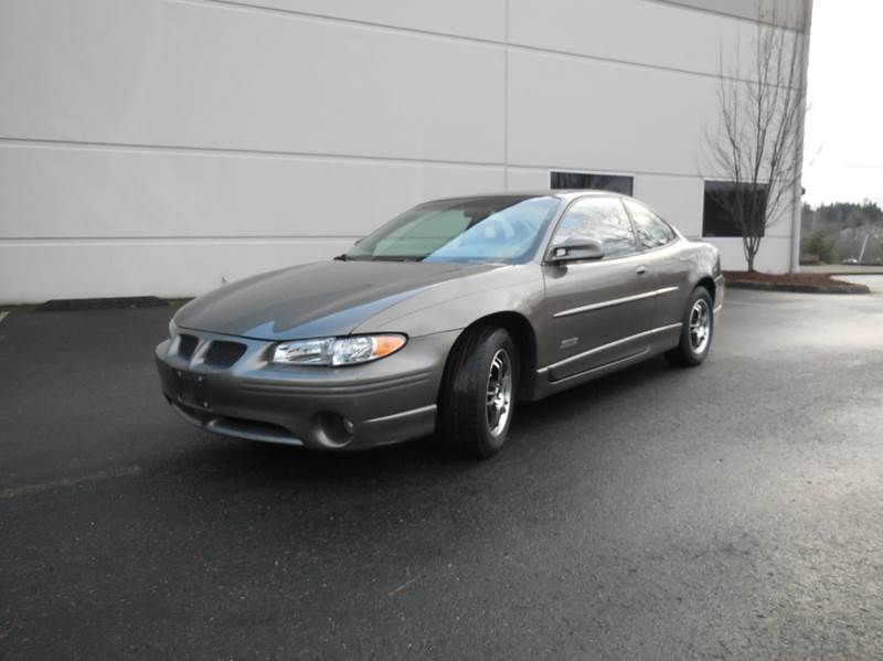 2000 pontiac grand prix 2dr gtp supercharged coupe in woodinville wa flamingo motors. Black Bedroom Furniture Sets. Home Design Ideas