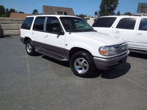 1997 Mercury Mountaineer for sale in Woodinville, WA