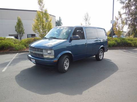 2004 Chevrolet Astro for sale in Woodinville, WA