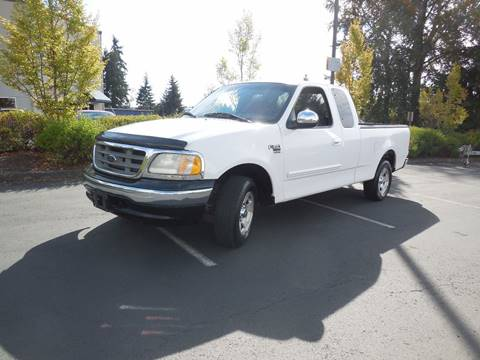 2001 Ford F-150 for sale in Woodinville, WA