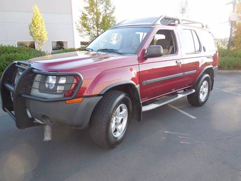 2004 Nissan Xterra for sale in Woodinville, WA