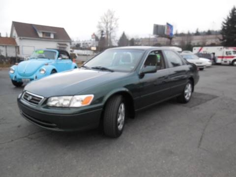 2001 Toyota Camry for sale in Woodinville, WA