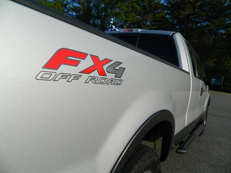 2006 Ford F-150 FX4 4dr SuperCab 4WD Styleside 6.5 ft. SB - Exeter RI