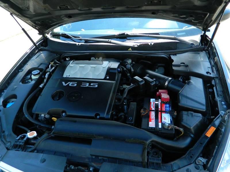 2007 Nissan Maxima 3.5 SE 4dr Sedan - Exeter RI