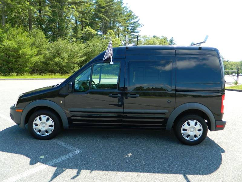 2012 Ford Transit Connect XL 4dr Cargo Mini-Van w/Side and Rear Glass - Exeter RI
