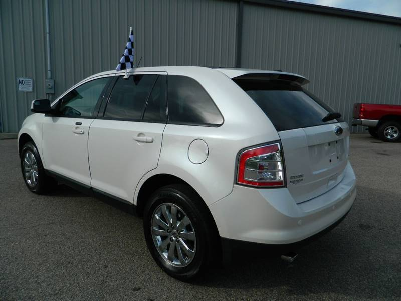 2009 Ford Edge SEL 4dr Crossover - Exeter RI