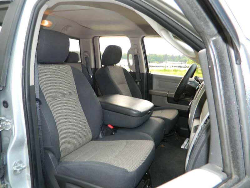 2010 Dodge Ram Pickup 1500 4x4 TRX4 Off Road 4dr Quad Cab 6.3 ft. SB Pickup - Exeter RI