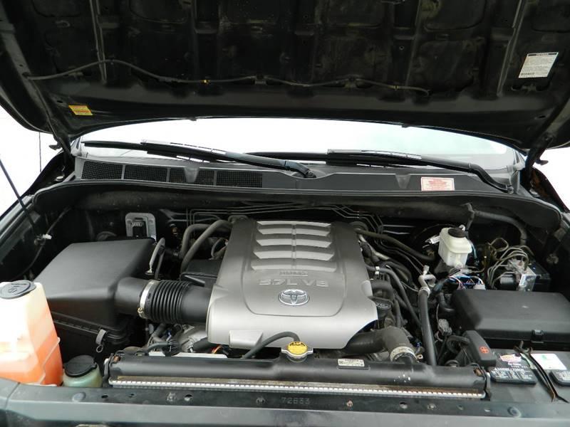 2008 Toyota Tundra 4x4 SR5 4dr Double Cab SB (5.7L V8) - Exeter RI