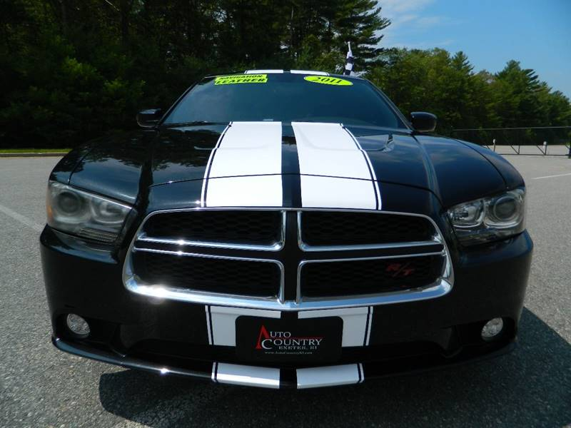 2011 Dodge Charger AWD R/T Plus 4dr Sedan - Exeter RI
