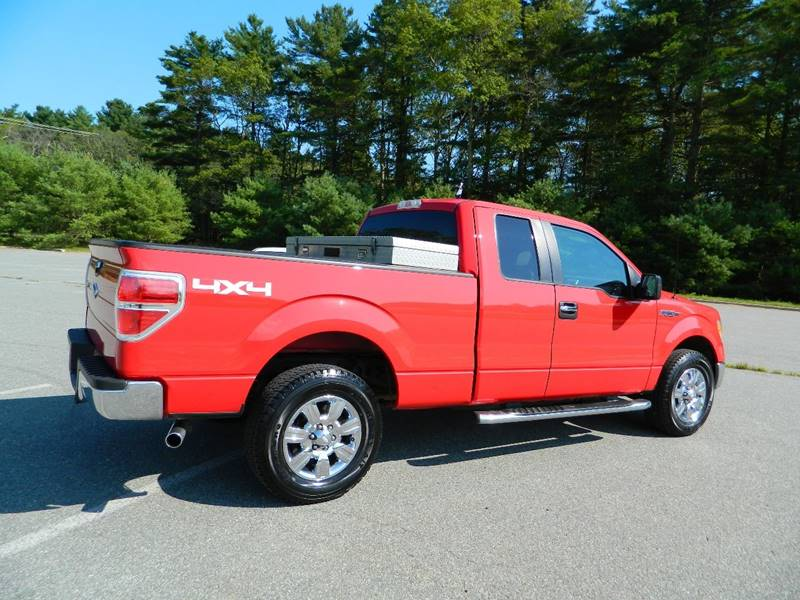 2009 Ford F-150 4x4 XLT 4dr SuperCab Styleside 6.5 ft. SB - Exeter RI