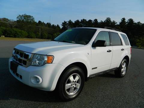 2008 Ford Escape for sale in Exeter, RI