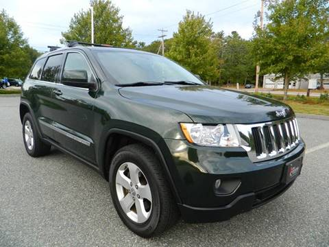 2011 Jeep Grand Cherokee for sale in Exeter, RI