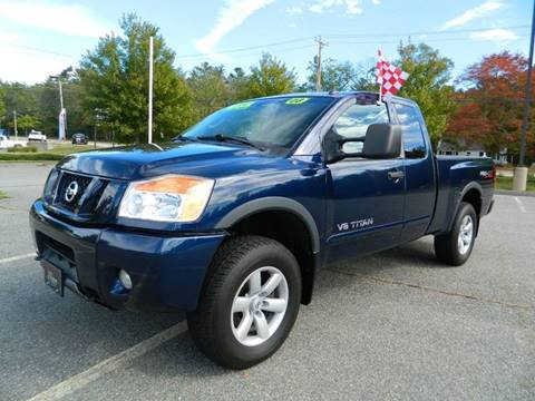 2008 Nissan Titan for sale in Exeter, RI