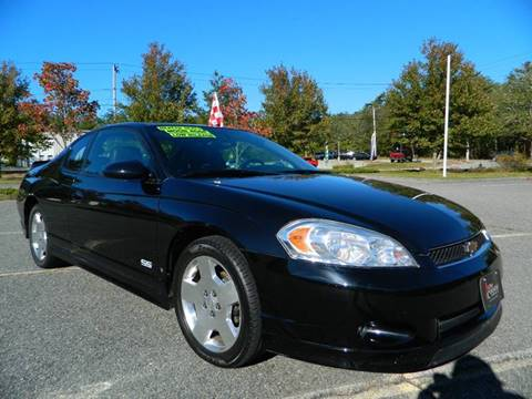 2006 Chevrolet Monte Carlo for sale in Exeter, RI