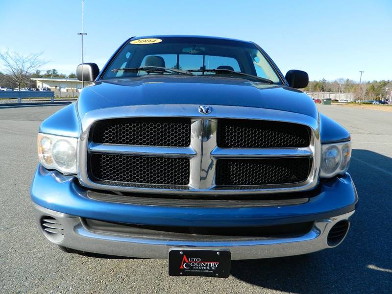 2004 Dodge Ram Pickup 1500 2dr Regular Cab SLT 4WD SB - Exeter RI