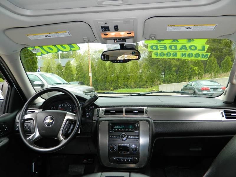 2007 Chevrolet Suburban LT 1500 4dr SUV 4WD - Exeter RI