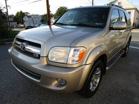 2005 Toyota Sequoia for sale in West Paterson, NJ