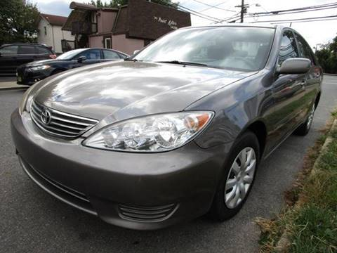 2005 Toyota Camry for sale in West Paterson, NJ
