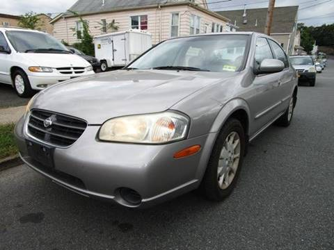 2001 Nissan Maxima for sale in West Paterson, NJ