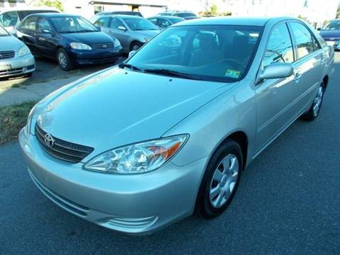 2002 Toyota Camry for sale in West Paterson, NJ