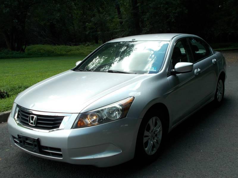 2008 Honda Accord for sale at Mercury Auto Sales in Woodland Park NJ