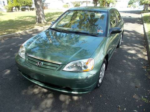 2003 Honda Civic for sale in West Paterson, NJ