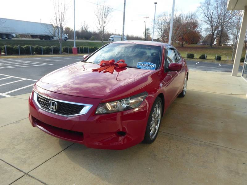 Exceptional 2008 Honda Accord For Sale At Charlotte Auto Group, Inc In Monroe NC