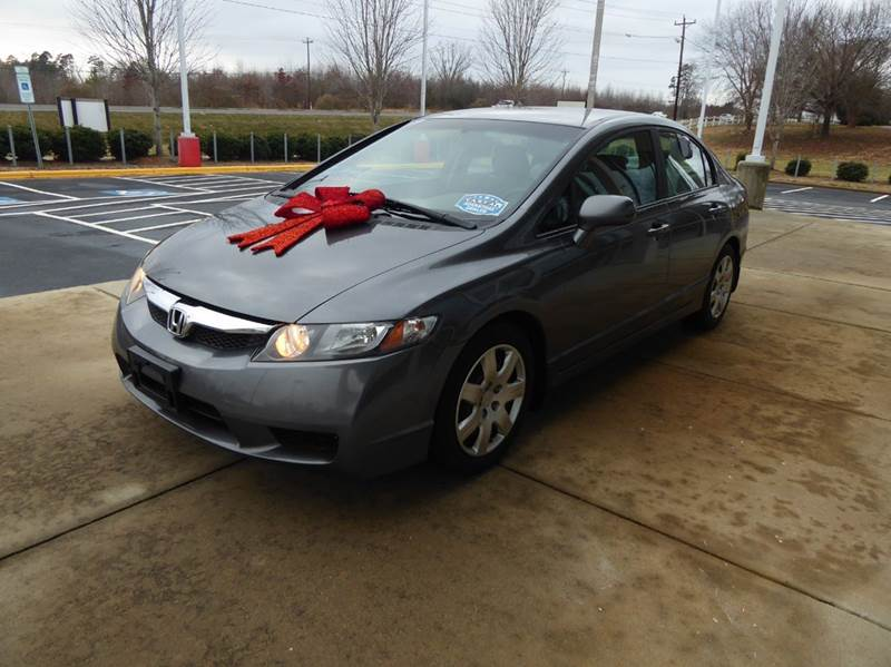 2011 Honda Civic For Sale At Charlotte Auto Group, Inc In Monroe NC