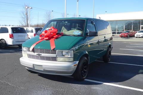 d5d9a5a29b 2004 Chevrolet Astro for sale in Monroe