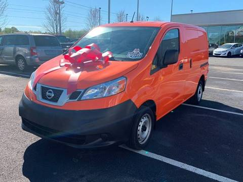 2017 Nissan NV200 for sale in Monroe, NC