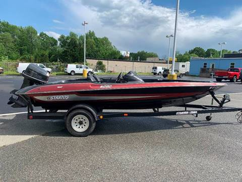 1997 Stratos 282 For Sale In Monroe Nc
