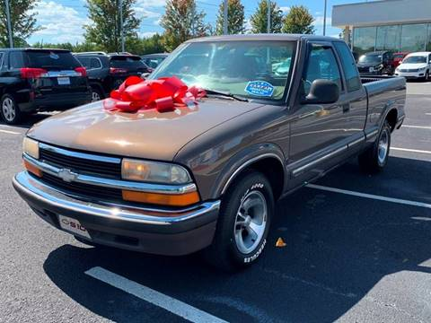 1998 Chevrolet S-10 for sale in Monroe, NC