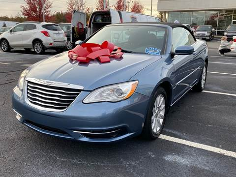 2011 Chrysler 200 Convertible for sale in Monroe, NC