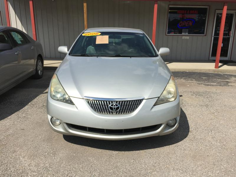 2006 Toyota Camry Solara SE 2dr Coupe w/Automatic - Jeffersonville IN